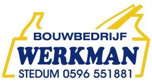 logo bouwbedrijf werkman